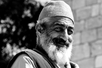 Aged Smiles - Photography by: Nabil Darwish [ndproductions::digital imaging::] - Location: Jerusalem