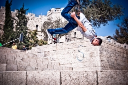 Hight of a Different Prospective - Photography by: Nabil Darwish [ndproductions::digital imaging::] - Location: Jerusalem